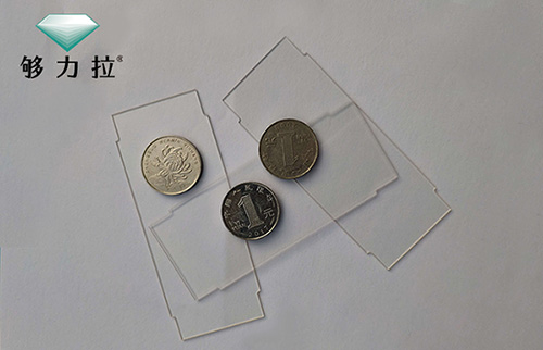 硬币检测机的标配:康宁大猩猩玻璃+DLC玻璃盖板